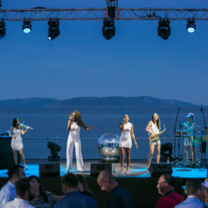 Rabac open air festival – croatia