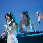 DJ LIVE SHOW, Female London Band, Female Musicians, Female Sax, Female Singer, Female Violin, Female DJ, Party Band ,dj music , FEMALE VIOLIN, girl dj ,