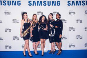 Samsung Galaxy S8 Launch – Zurich