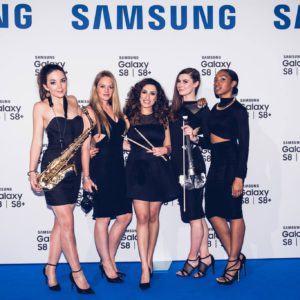 Samsung Galaxy S8 Launch – Zurich