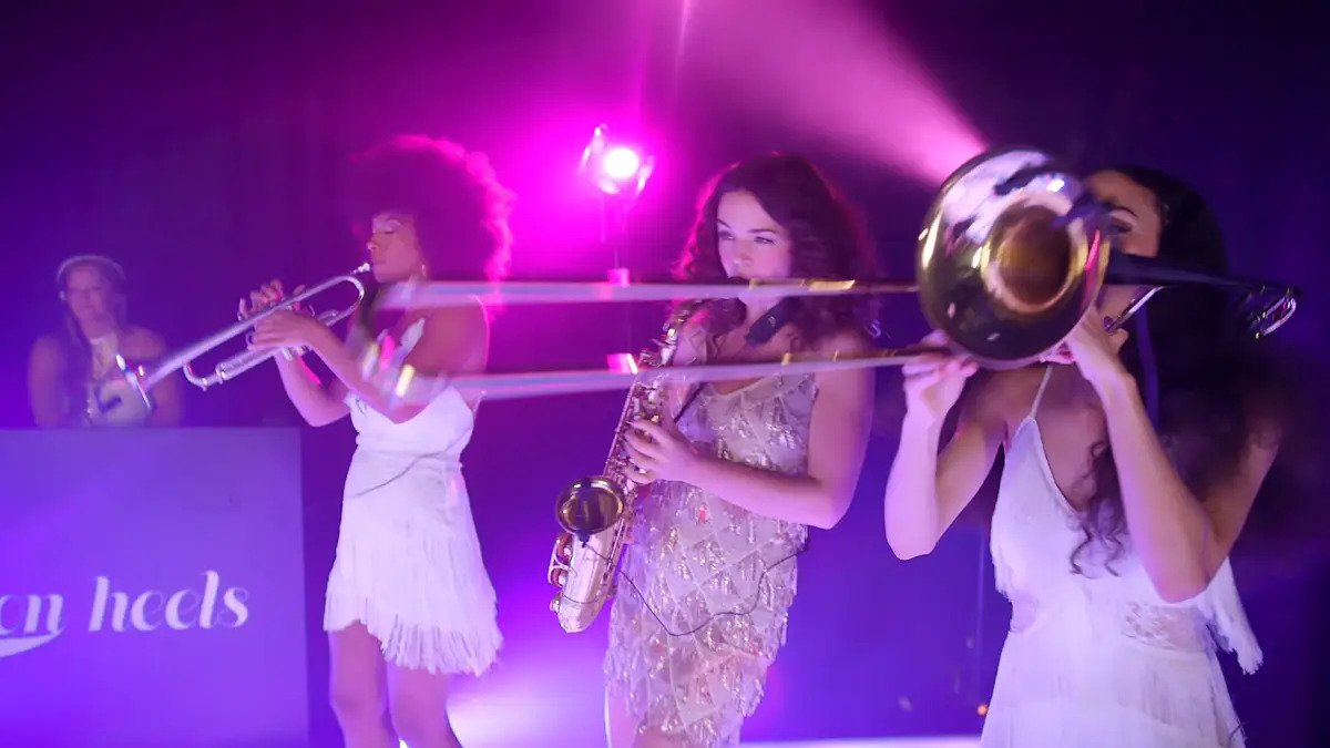 High On Heels - 360 Horns Medley