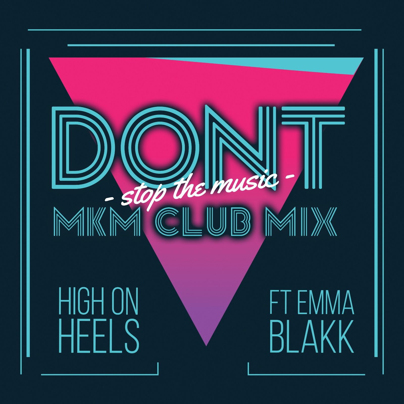 Don't Stop The Music Club Mix